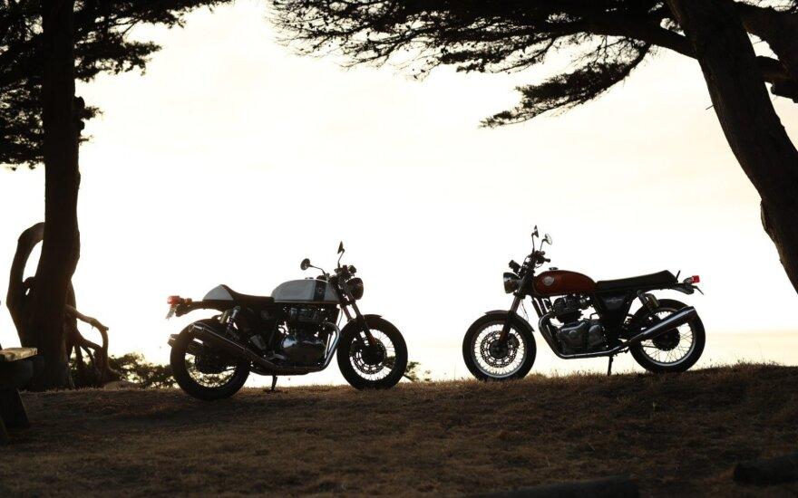 """Royal Enfield"" motociklai"