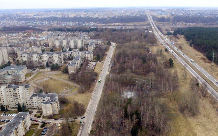 Greitkelio A1 ir Kauno Ašigalio gatvės jungtis