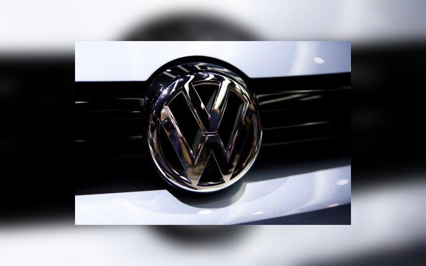 """Prie """"Volkswagen AG"""" prisijungs dar vienas gamintojas?"""