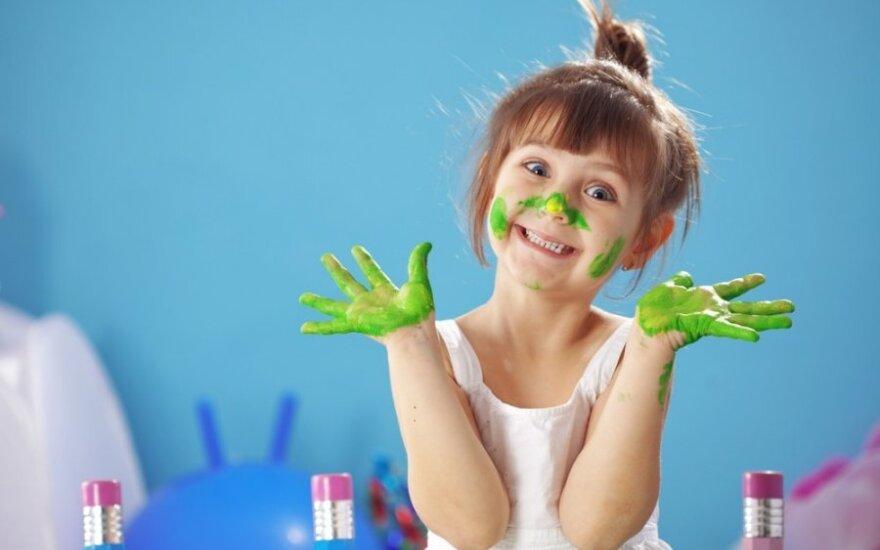 Mokytojai: mokinių kūrybiškumą reikia ugdyti nuo mažens