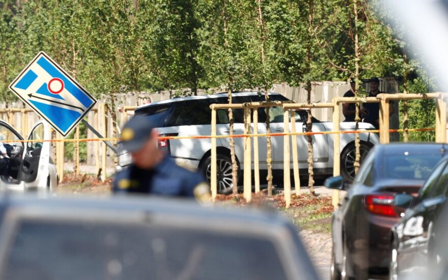 Rygoje nušautas bankroto administratorius