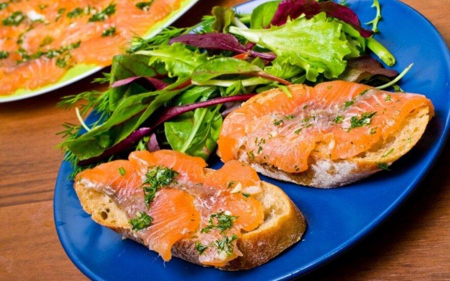 Skandinaviška dieta: normalizuoja medžiagų apykaitą ir stiprina širdį