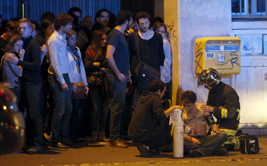 Dėl 2015 metų atakų Paryžiuje bus teisiami 20 asmenų