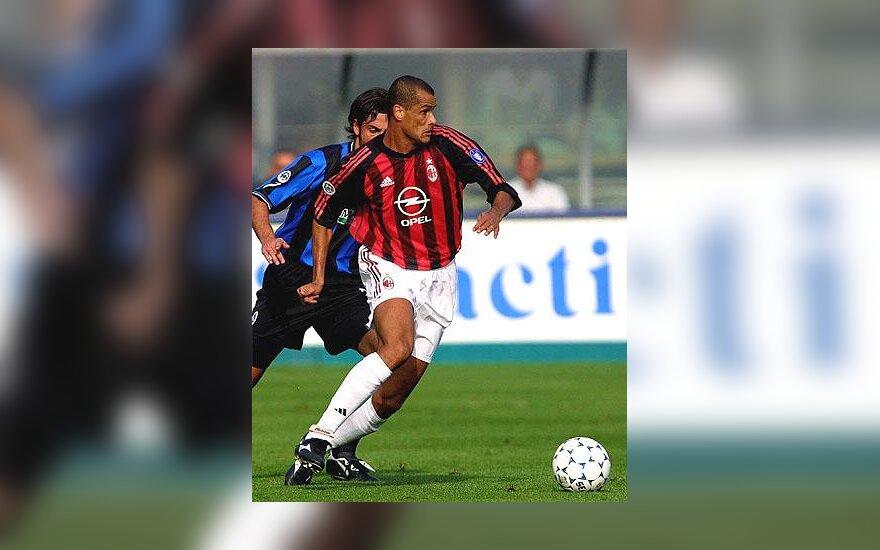 "Rivaldo, ""AC Milan"""