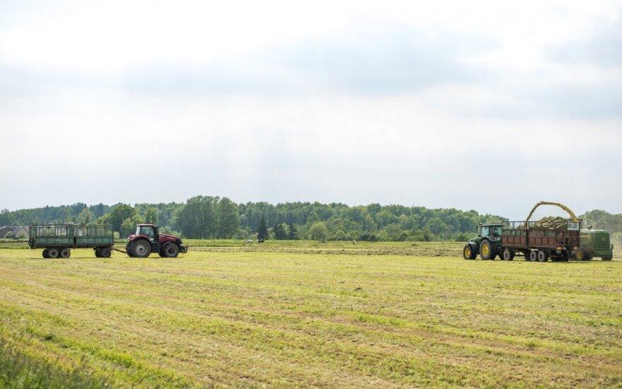 Žemės ūkio darbai