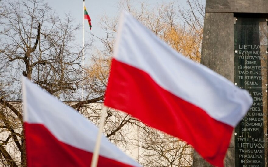 Polish army general staff chief on formal visit in Lithuania