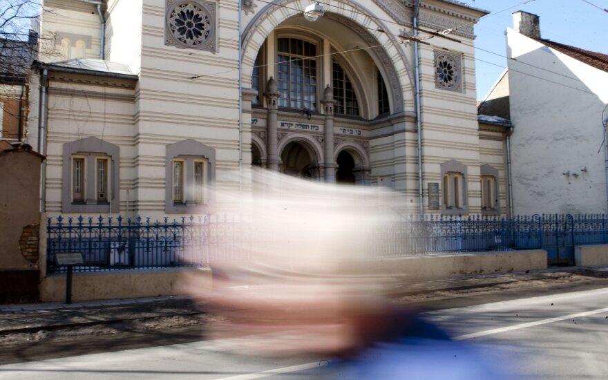 Vilniaus choralinė sinagoga vėl atidaryta