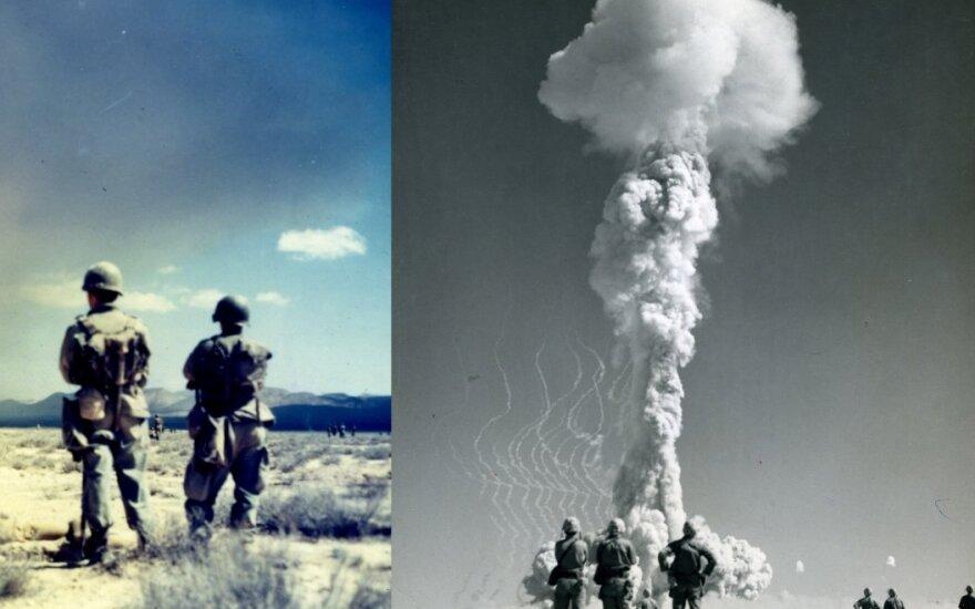 Branduoliniai bandymai JAV