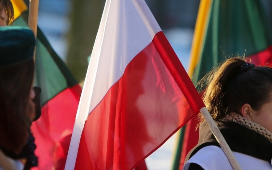 Lietuviams simpatizuoja 34 proc. lenkų
