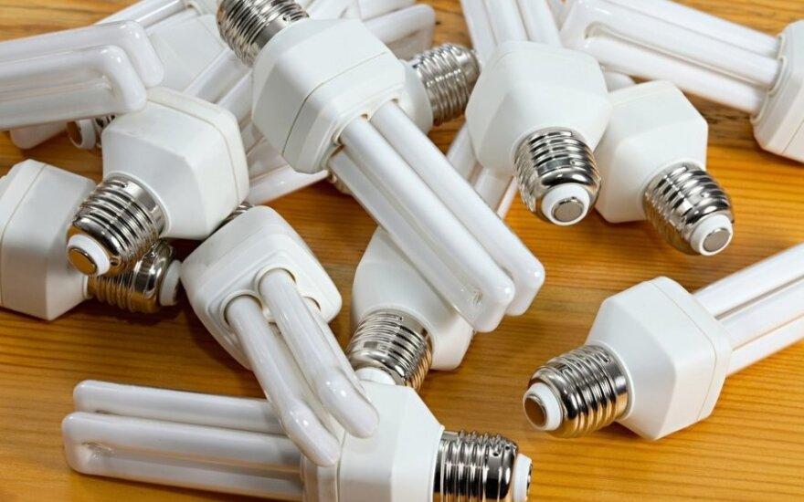 Taupiosios lemputės