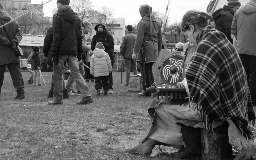 Vikingų Keimas Family day
