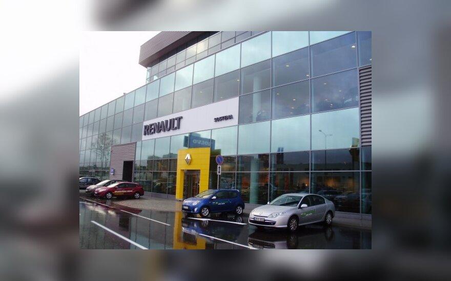 """""""Renault"""" paslaugomis visiškai patenkinti 80,4 proc. klientų"""