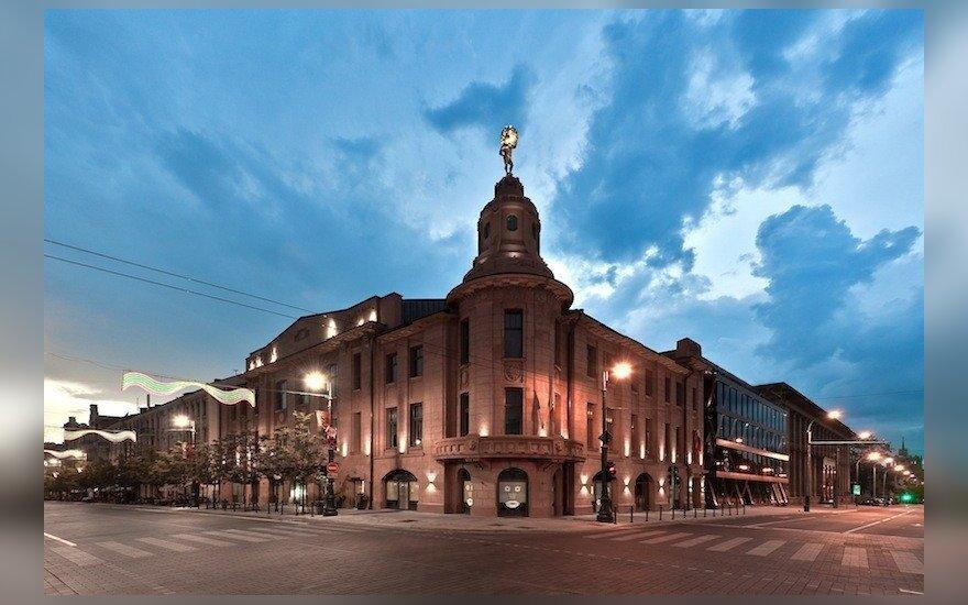 The Merchant's Club of Vilnius