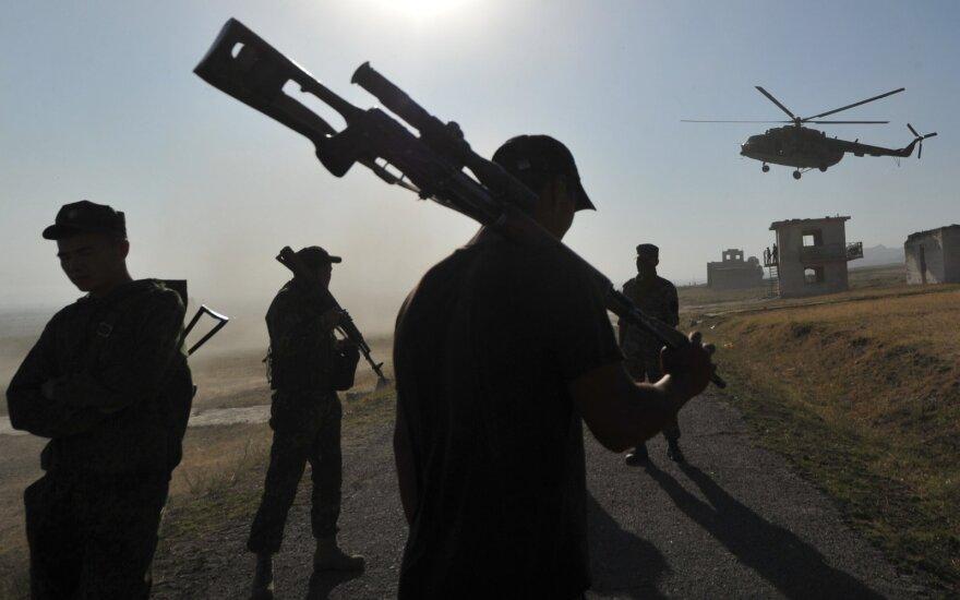Kirgizijos kariai