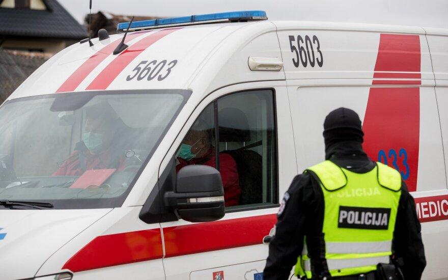 Tragiška 18-mečio gimnazisto gyvybę nusinešusi avarija: ašarų nesulaikė net pareigūnai, įtariamąjį leista suimti