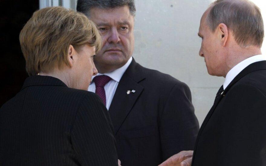 FT: nemalonūs kompromisai dėl Ukrainos