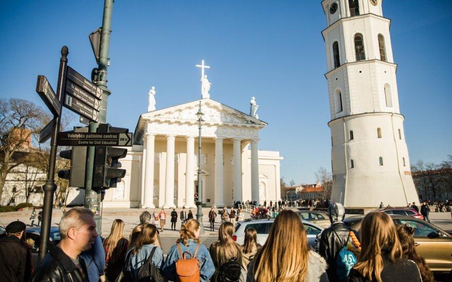 Ruoškitės: kitą savaitę į Lietuvą atplūs vasariška šiluma
