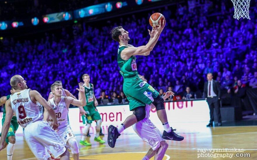Basketball in Kaunas