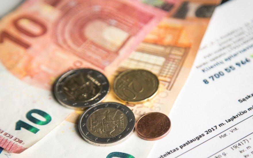 Seimas nesutinka iki 20 proc. sumažinti standartinį PVM tarifą