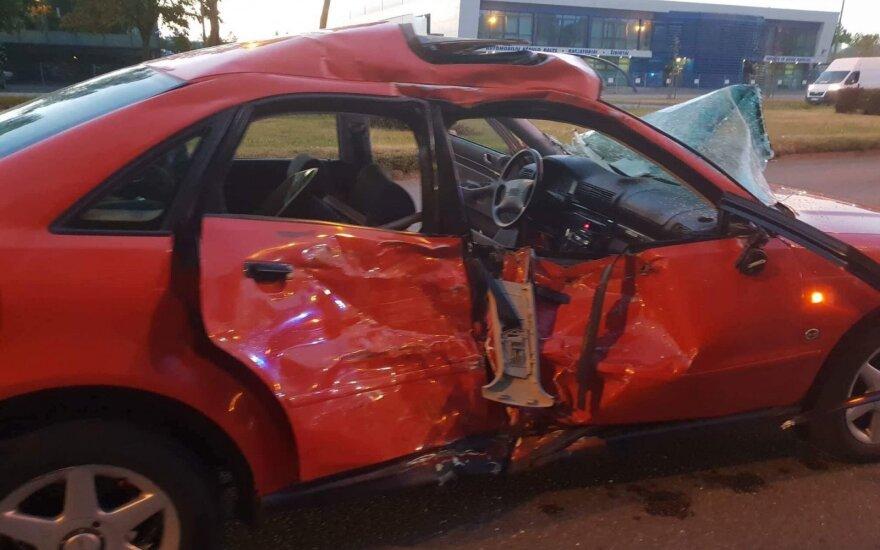 Tragiškai žuvusio motociklininko byla: prieš pat smūgį į automobilį lėkė 170-180 km/h greičiu