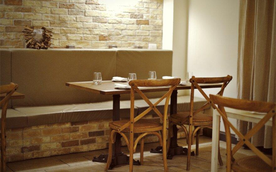 Užkalnio Žąsys Bistro restoranui