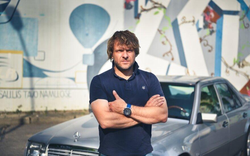 "Benedikto Vanago ""Mercedes-Benz E500 W124"""