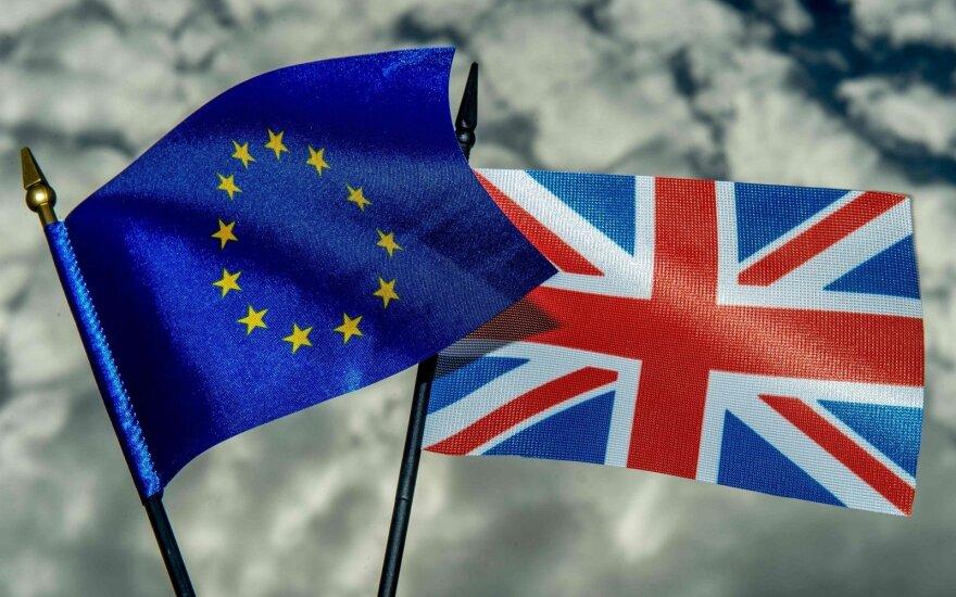 """Vokietijos užsienio reikalų ministras: """"Brexit"""" gali reikši ES byrėjimą"""