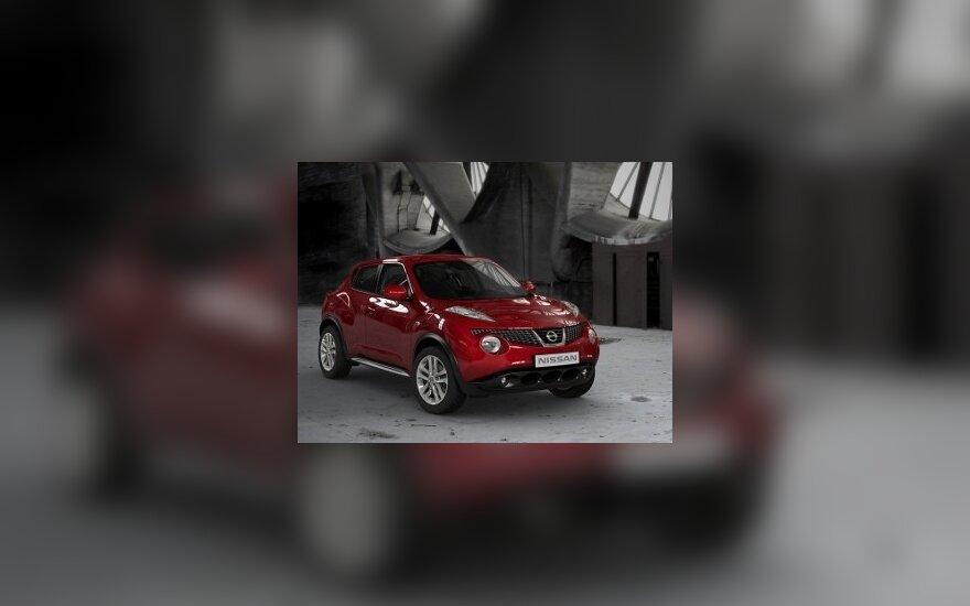 Automobilis Nissan Juke