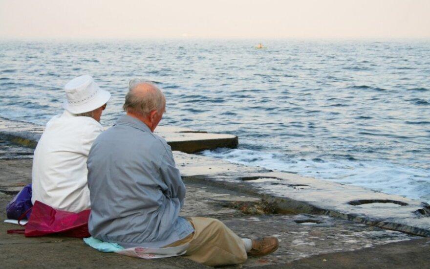 """Ar pavyks """"išeiti į pensiją""""?"""