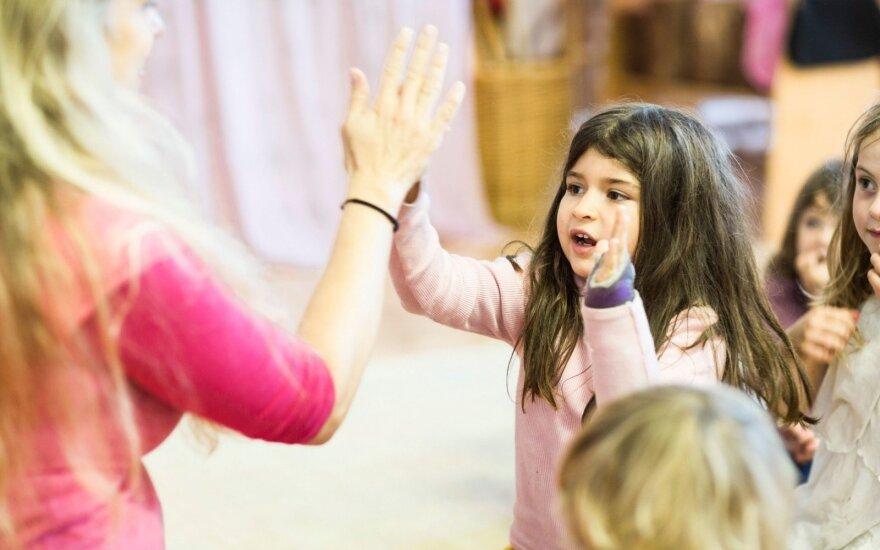 Vaikų darželiai - pergrūsti, ir tai ne vienintelė Vilniaus ugdymo įstaigų problema