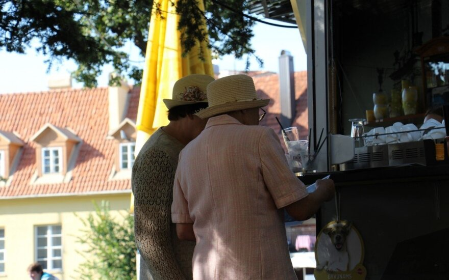 Only 3 municipalities in Lithuania provide all social services to elderly