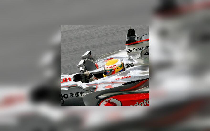 """Lewis Hamiltonas (""""McLaren"""")"""