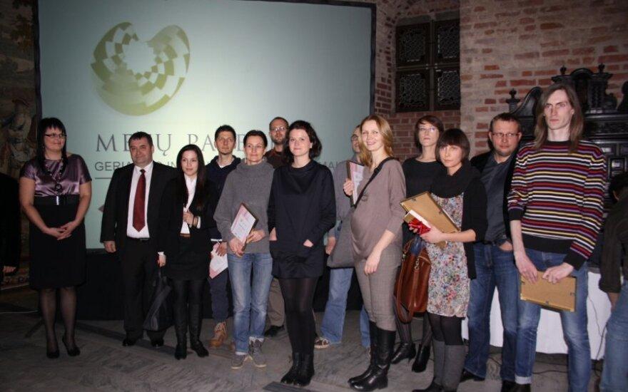 """Interjero """"Metų paletė 2012"""" apdovanojimuose – naujų talentų paieškos"""