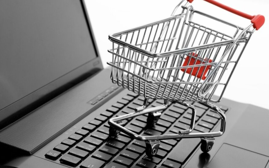 Online shopping on the rise among Lithuanians