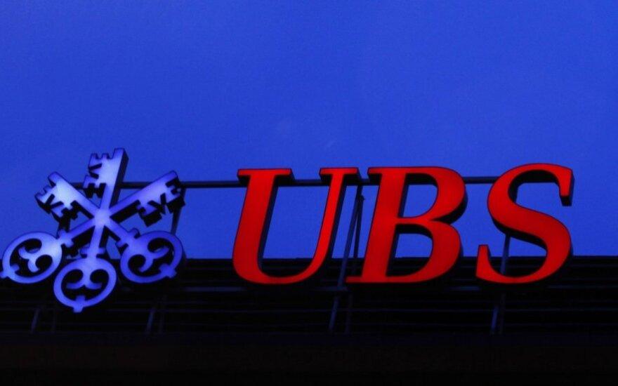 UBS sumokės 545 mln. dolerių baudą