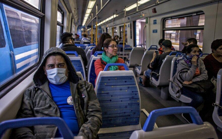 Argentinoje dėl koronaviruso įvestas privalomas karantinas