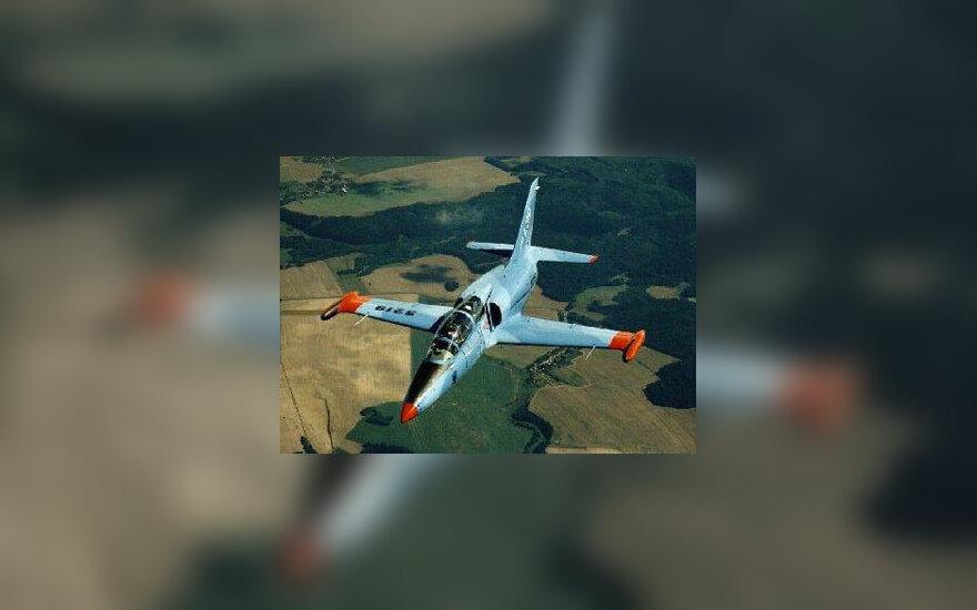 """Naikintuvas """"L-39 Albatros"""""""