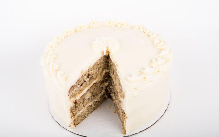 Princesės Dianos vestuvinis tortas