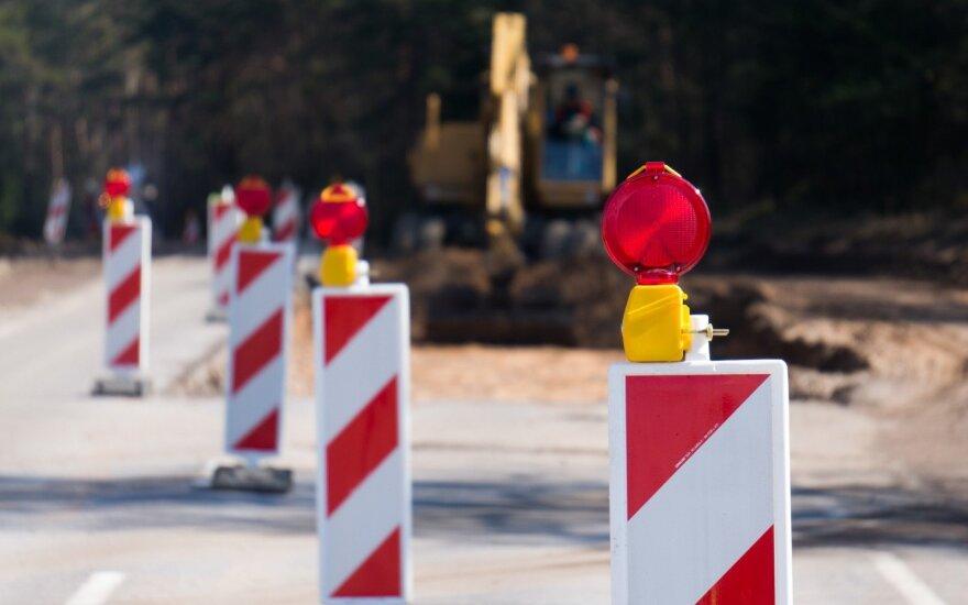 """""""Kelių priežiūros"""" valdybai vadovauja """"Enerstenos"""" direktorius V. Sliesoraitis"""