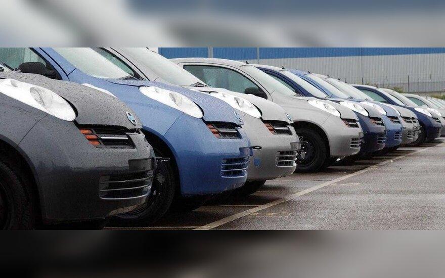 Japoniškų automobilių pardavėjai Lietuvoje – ramūs