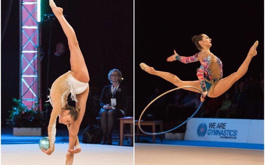 """Tarptautinis meninės gimnastikos turnyras """"Dalia Kutkaite CUP 2019"""""""