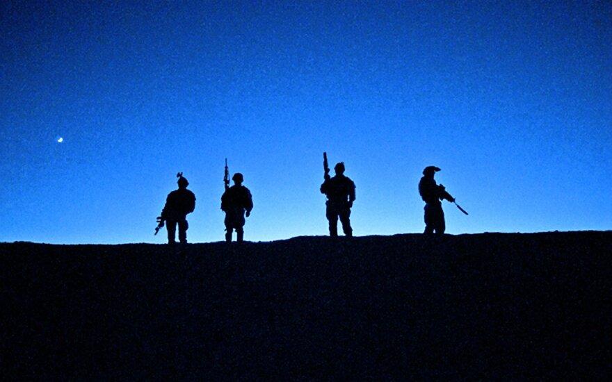JAV specialiosios pajėgos nesėkmingai mėgino išlaisvinti du Kabule pagrobtus užsieniečius įkaitus