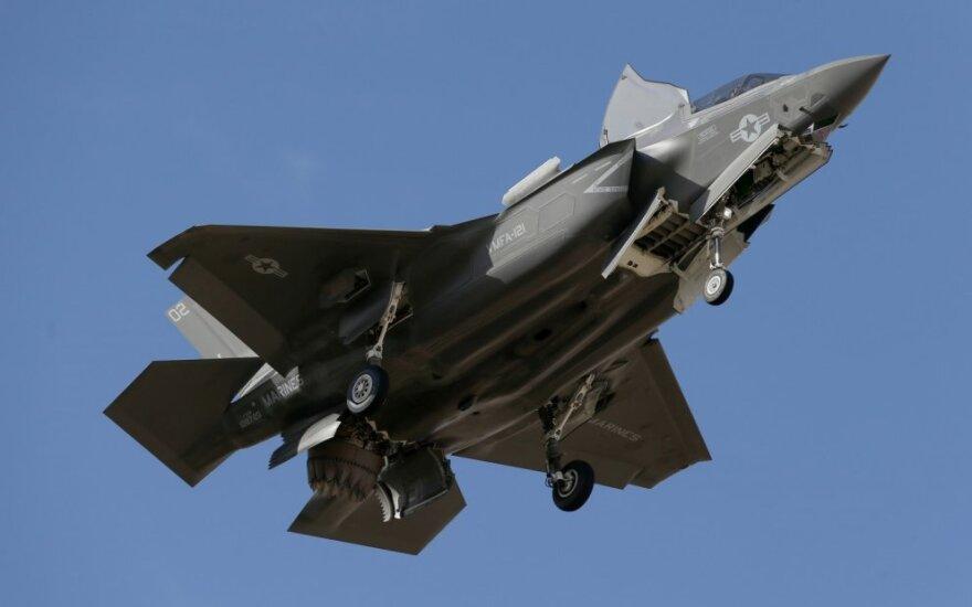 Naikintuvas F-35
