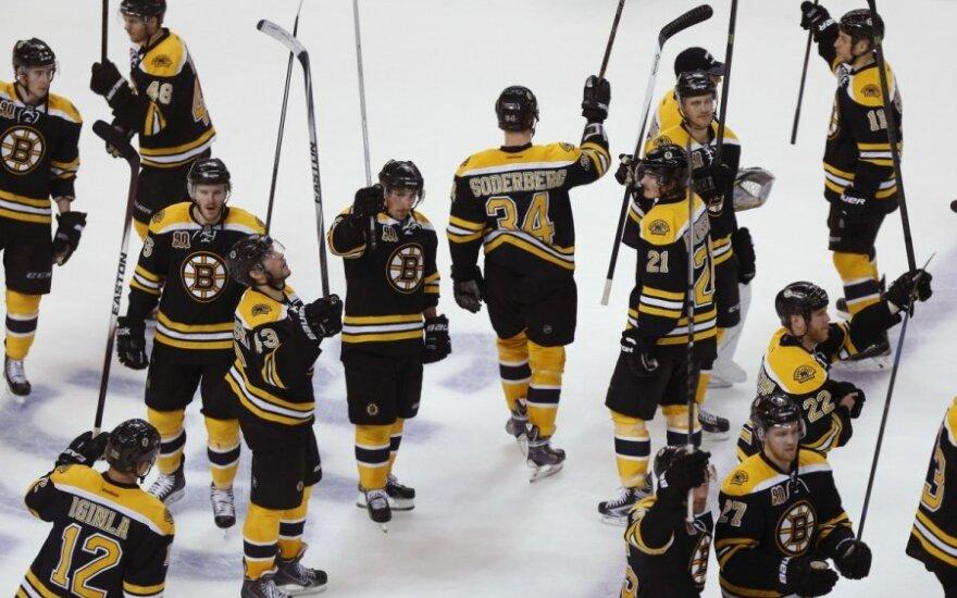 "Bostono ""Bruins"" ledo ritulininkai"