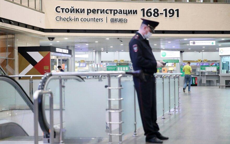 Maskvos oro uostas