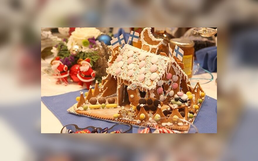 Gruodžio 13-15 d. Panevėžyje duris atvers Kalėdinė mugė