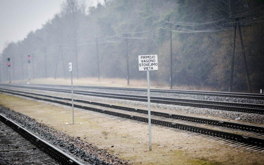 Siaubinga nelaimė Zokniuose: po traukiniu žuvo trylikametė