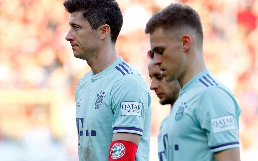 "Miuncheno ""Bayern"", Robertas Lewandowskis"