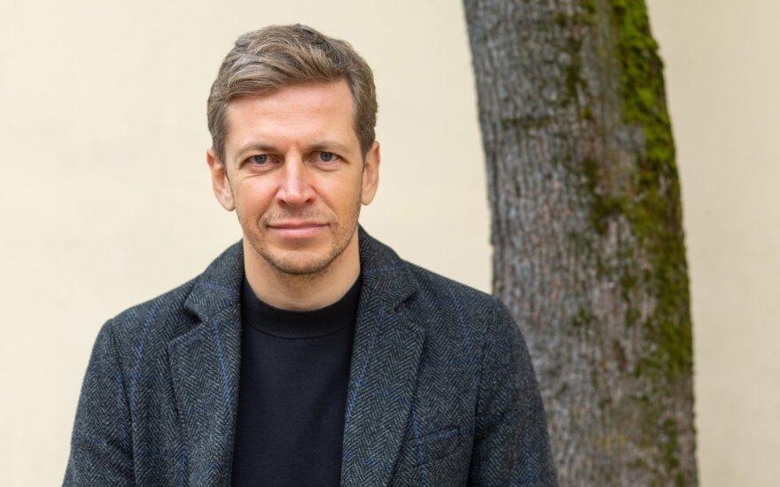 Investuotojas ir verslo vystytojas Martynas Kandzeras
