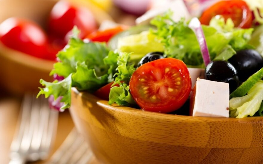 Maistas, kuris padeda išvengti onkologinių ligų